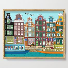 Amsterdam Serving Tray