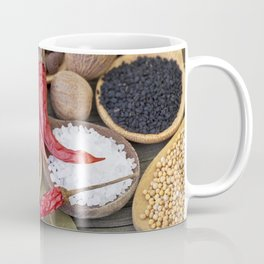 Spicy Kitchen Coffee Mug