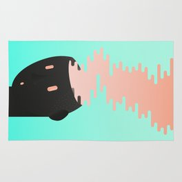Brain combustion Rug