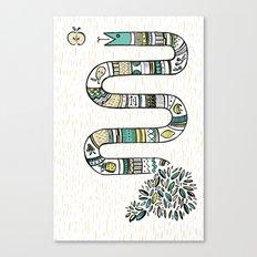 Snake fruit Canvas Print