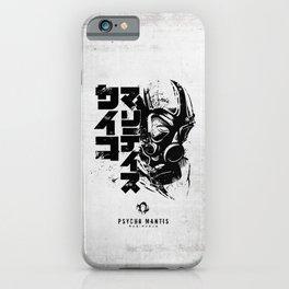 083 Psycho Mantis iPhone Case