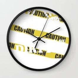 Mechanic Gift Mechatronics Car Workshop Wall Clock