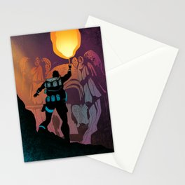 HARKER'S CRYPT Stationery Cards