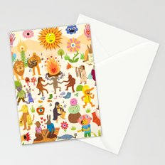 Chill Out Stationery Cards