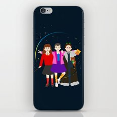Stranger Friends iPhone & iPod Skin