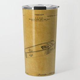 Ashtray Patent 1 Travel Mug
