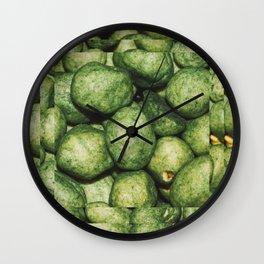 Mystérios Verdes Wall Clock