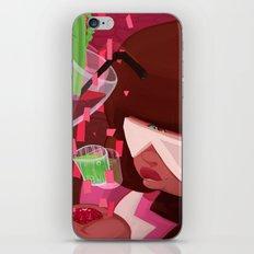 Garnet's shots iPhone & iPod Skin