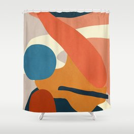 Abstract Art 43 Shower Curtain