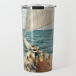 Open Ocean Sailing Travel Mug