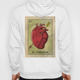 El Corazon Hoody