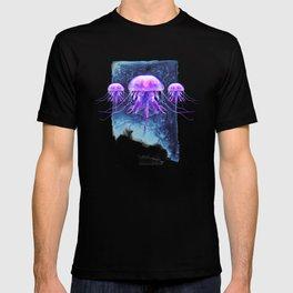 Samus and the Metroid T-shirt