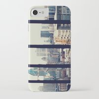 montreal iPhone & iPod Cases featuring MONTREAL by Caitlin Aboud