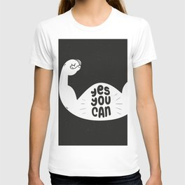 Yes, you can T-shirt