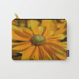 Sunshine in my Garden Carry-All Pouch