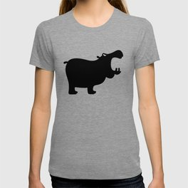 Angry Animals - Hippo T-shirt