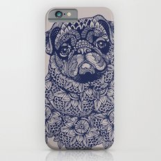 MANDALA OF PUG iPhone 6 Slim Case