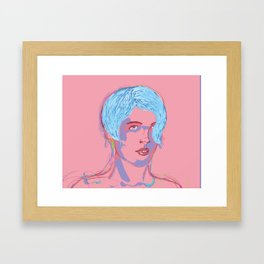 Conform Framed Art Print