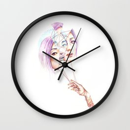 Oh My Precious Liar Wall Clock