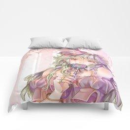 Pink Girl Comforters