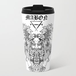 Mabon the Forest's Spirit Travel Mug