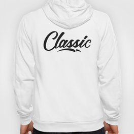 Classic's Logo Black Hoody