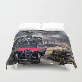 78019 Steam Train Duvet Cover