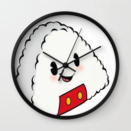 Mickey Migiri Wall Clock