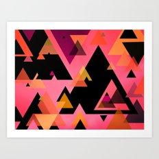 Christy Art Print