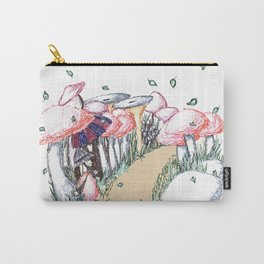 Gerald Rabbit Carry-All Pouch