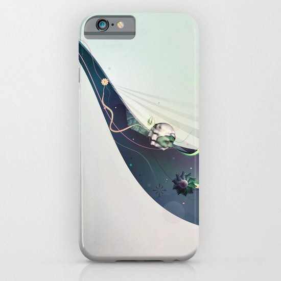 Organic Panic iPhone & iPod Case