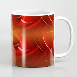 Abstract perfection - Sunst Coffee Mug
