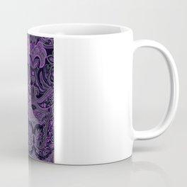 paisley 9 purple Coffee Mug