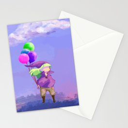 Releasing Inspiration Stationery Cards