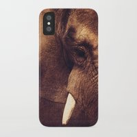 strong iPhone & iPod Cases featuring Strong by DONIKA NIKOVA - Art & Design