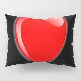 Red Balloon Pillow Sham