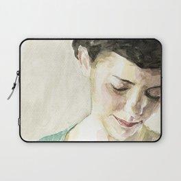 Amelie Poulain  Laptop Sleeve