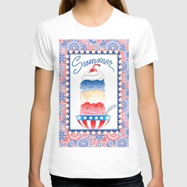 Summer Sundae T-shirt