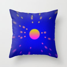 Mind space Throw Pillow