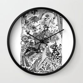 DREAMFACTORY Wall Clock