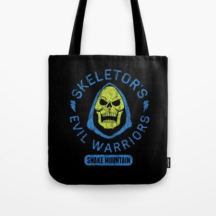 Bad Boy Club: Skeletor's Evil Warriors  Tote Bag