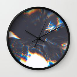 Astral Projection Wall Clock