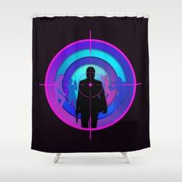 John Wick New Chapter Shower Curtain