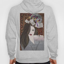 Intelligence and Beauty  Hoody