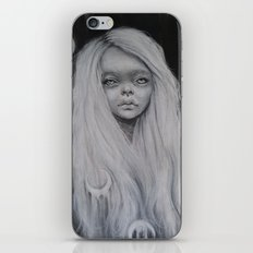 Moonchild iPhone & iPod Skin