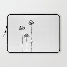 Mushroom Trio Laptop Sleeve
