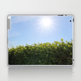 Summer Photos, Nature Photography, fine art gifts, Landscape Photo, sunshine photo Laptop & iPad Skin