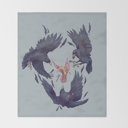 Nemesis Throw Blanket