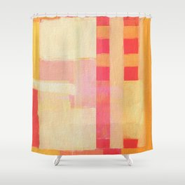 Urban Intersections 2 Shower Curtain