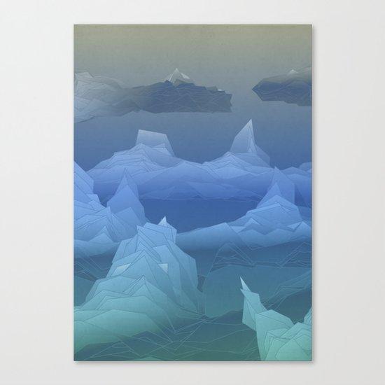Antarctica Canvas Print